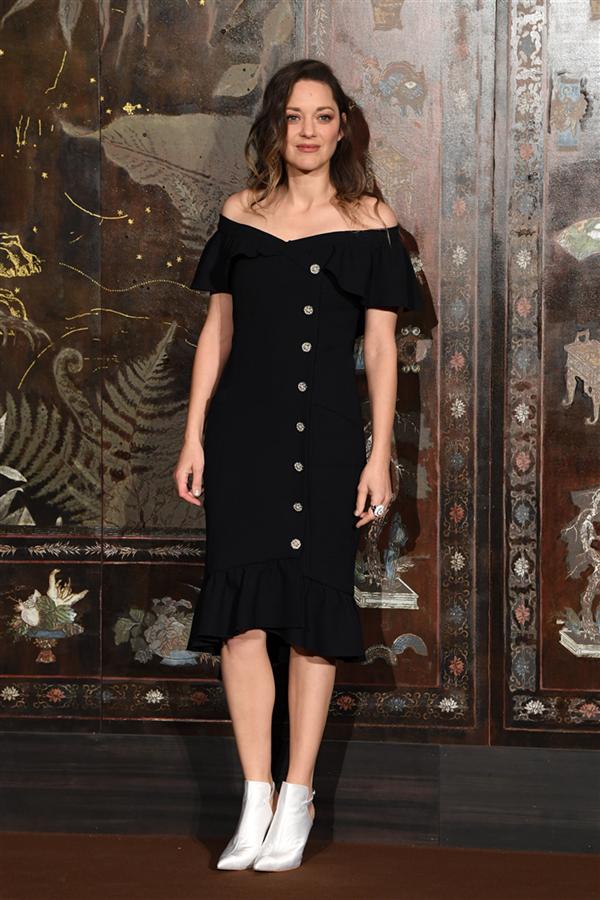 Marion Cotillard - Chanel Pre-Fall 2020 Defilesinin Ünlü Davetlileri Büyüledi