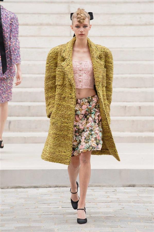 Chanel Sonbahar/Kış 2021-22 Haute Couture Koleksiyonu - Chanel Sonbahar/Kış 2021-22 Haute Couture Koleksiyonu