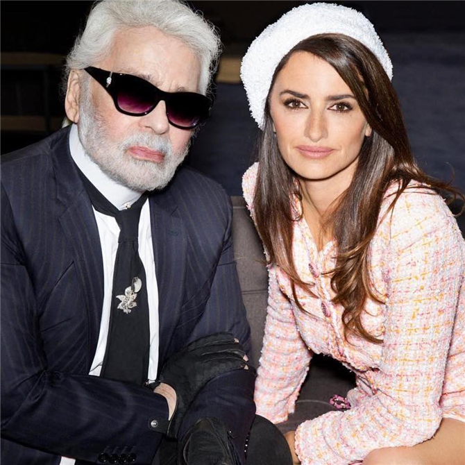 Chanel'in Marka Elçisi Penelope Cruz