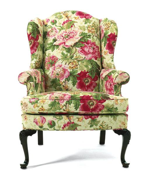 chelsea-cicekle-koltuk - Çiçek deseni