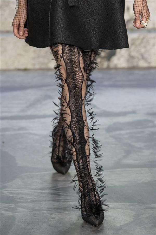 Couture Sonbahar 2019 Defilelerinden Hafızalara Kazınan 10 Ayakkabı - Couture Sonbahar 2019 Defilelerinden Hafızalara Kazınan 10 Ayakkabı