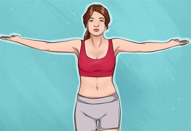 Albatros Egzersizi - Daha Dik Göğüsler İçin 10 Egzersiz!