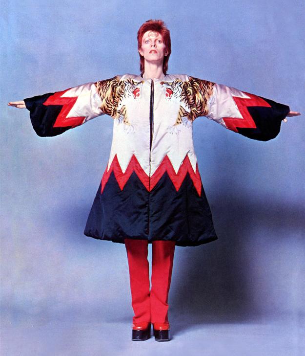 David Bowie'nin Unutulmaz ve İkonik Görünümleri - David Bowie'nin Unutulmaz ve İkonik Görünümleri