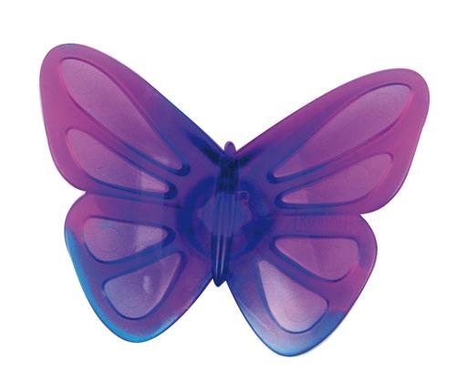 rafine-kelebek-obje - Dekorasyonda kelebek deseni