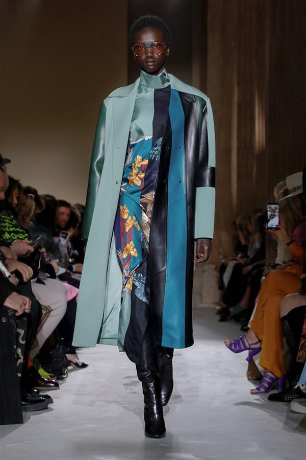 Derinin Gücünü Yansıtan Salvatore Ferragamo Sonbahar/Kış 2019 Tasarımları