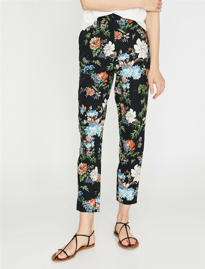 Desenli Pantolonlarla Yaz Enerjinizi Stilinize Yansıtın