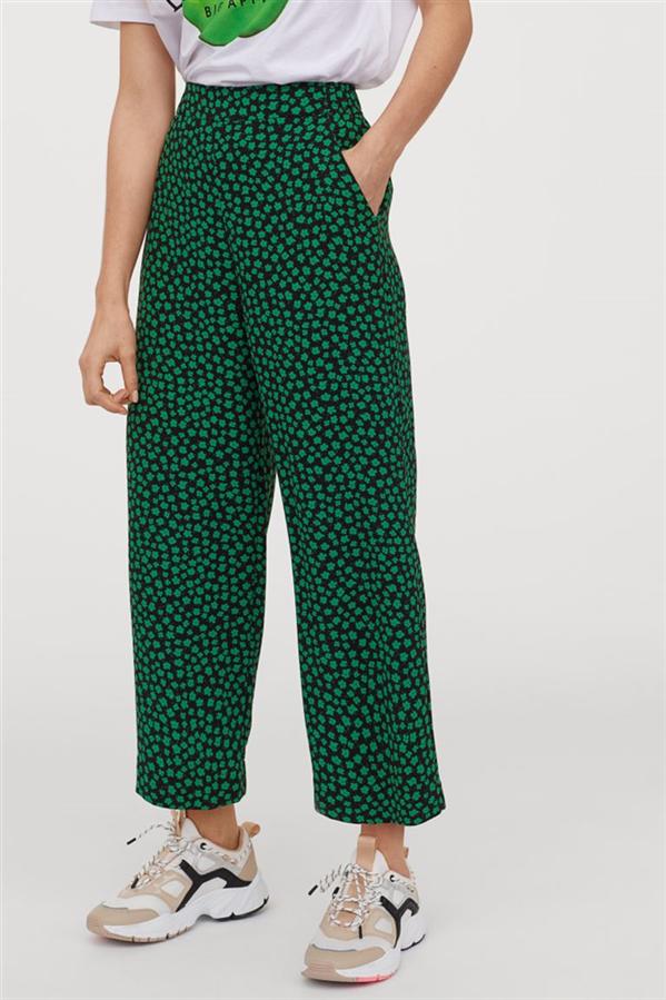 Desenli Pantolonlarla Yaz Enerjinizi Stilinize Yansıtın - Desenli Pantolonlarla Yaz Enerjinizi Stilinize Yansıtın