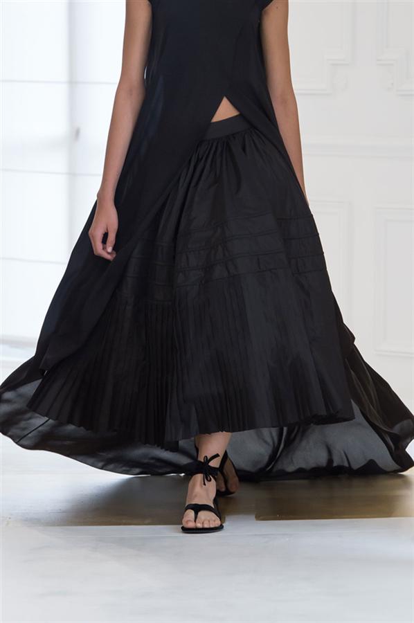 Dior Couture Koleksiyonu Defile Detayları - Dior Couture Koleksiyonu Defile Detayları