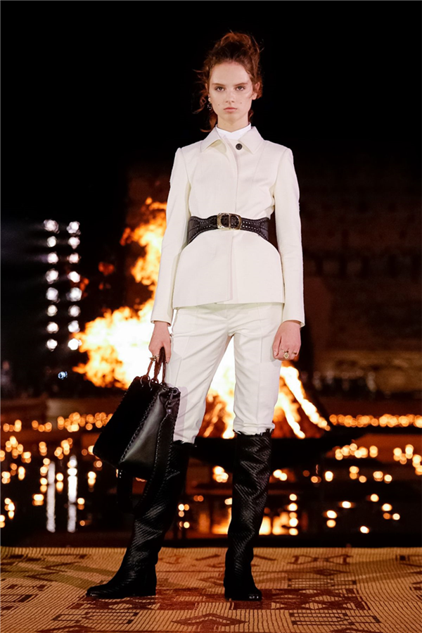 Dior Cruise 2020'den Hayranlık Uyandıran Tasarımlar