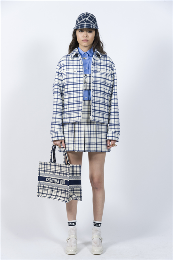Dior Pre-Fall 2021 Koleksiyonundan Öne Çıkan Tasarımlar - Dior Pre-Fall 2021 Koleksiyonundan Öne Çıkan Tasarımlar