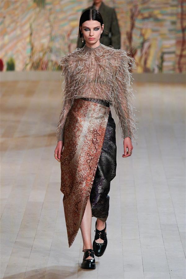 Dior Sonbahar/Kış 2021-22 Haute Couture Tasarımları - Dior Sonbahar/Kış 2021-22 Haute Couture Tasarımları
