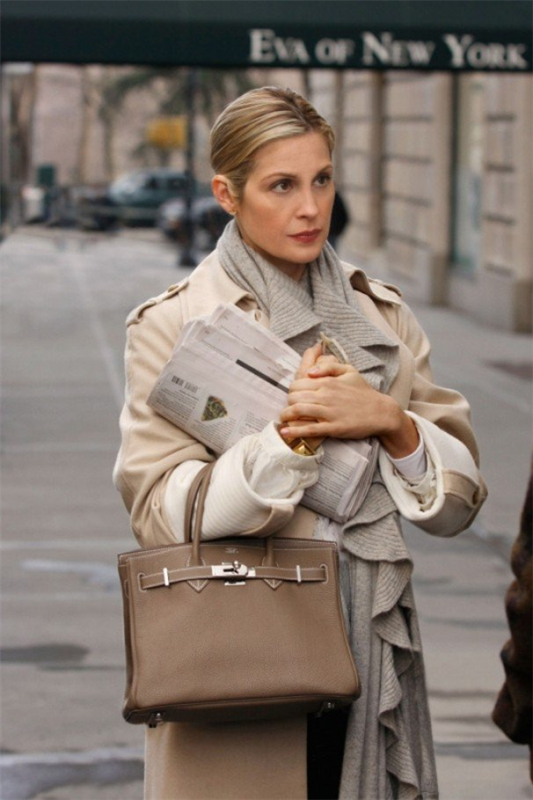 Kelly Rutherford, Gossip Girl