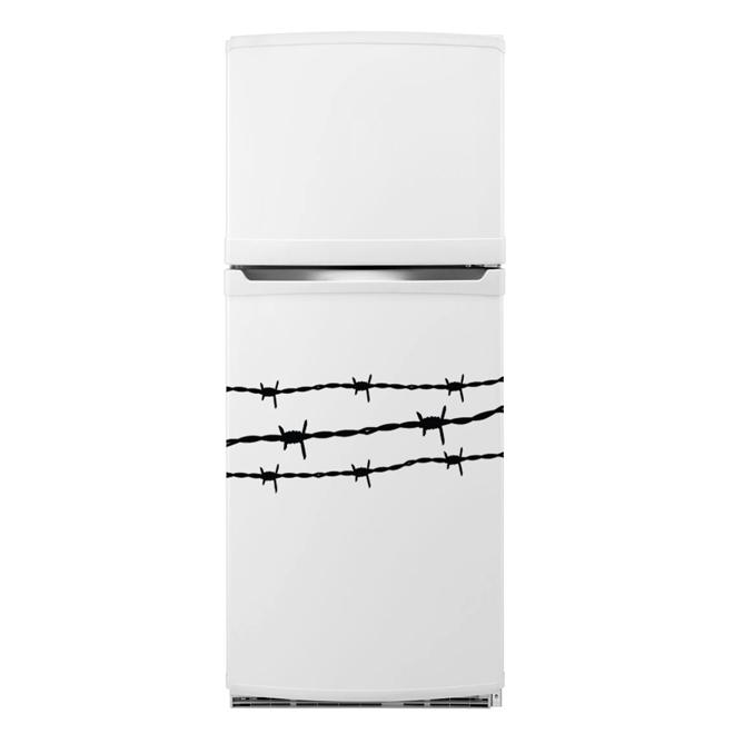 buzdolabi-sticker - Dogo Skinz Markafoni`de büyük indirimle