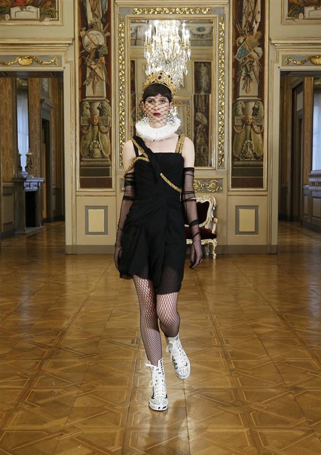 Dolce & Gabbana Alta Moda: A Family Affair