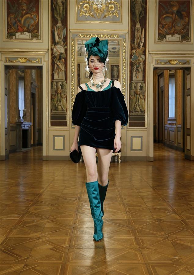 Dolce & Gabbana Alta Moda: A Family Affair - Dolce & Gabbana Alta Moda: A Family Affair