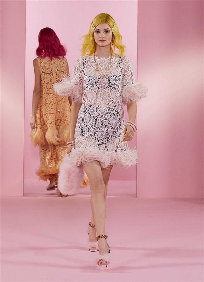 Dolce & Gabbana Power Pastel Koleksiyonundan Sıcacık Tasarımlar - Dolce & Gabbana Power Pastel Koleksiyonundan Sıcacık Tasarımlar
