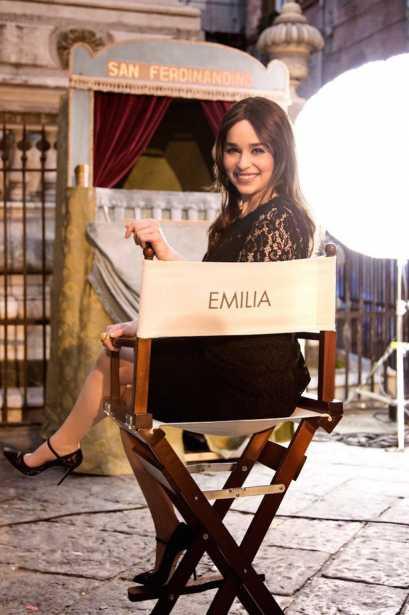 Dolce & Gabbana'dan Emilia Clarke'lı Tanıtım
