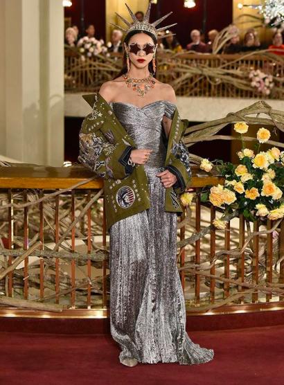 Dolce&Gabbana Alta Moda Defilesi - Dolce&Gabbana Alta Moda Defilesi