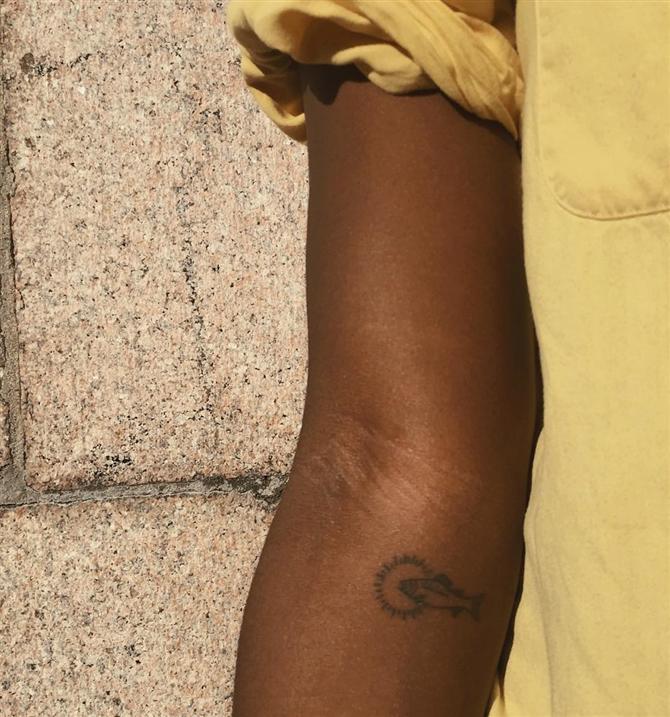 Dövme Fikirleri: Balık Burcu Dövmeleri - Dövme Fikirleri: Balık Burcu Dövmeleri