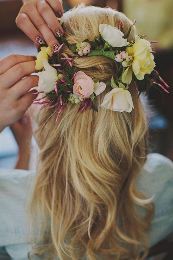 Düğün Radarı: Gelinler İçin Saç Modelleri