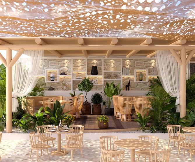 Dünyaca Ünlü Villa Azur Restaurant & Beach Club Bodrum'da Kapılarını Açıyor! - Dünyaca Ünlü Villa Azur Restaurant & Beach Club Bodrum'da Kapılarını Açıyor!
