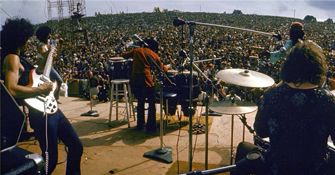 Efsanevi Woodstock Festivali Geri Dönüyor - Efsanevi Woodstock Festivali Geri Dönüyor