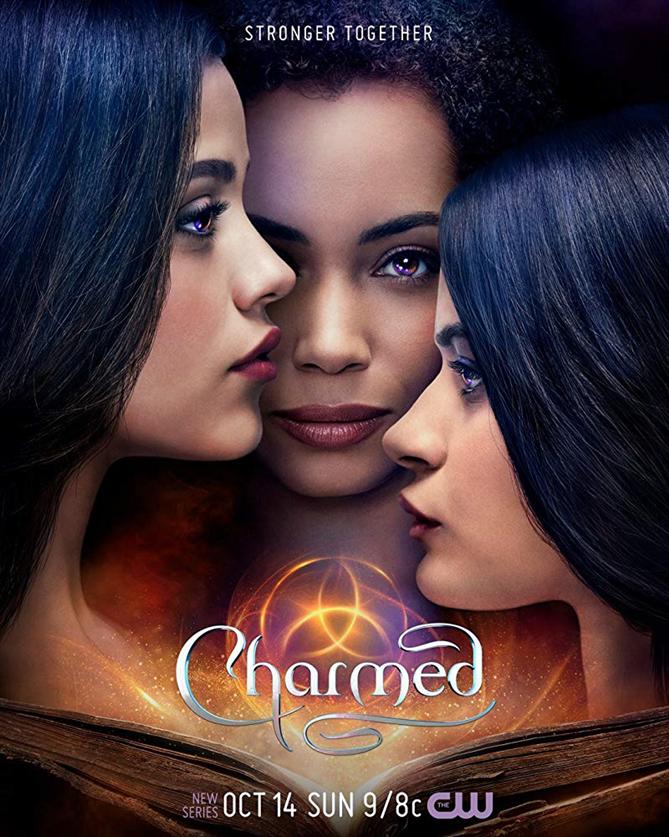 Charmed - Ekim 2018'in Beklenen Dizileri