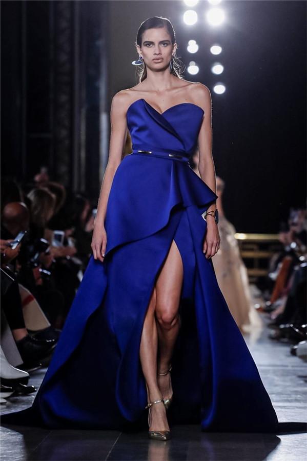 Elie Saab Couture S/S 2019 Defilesinden Öne Çıkanlar