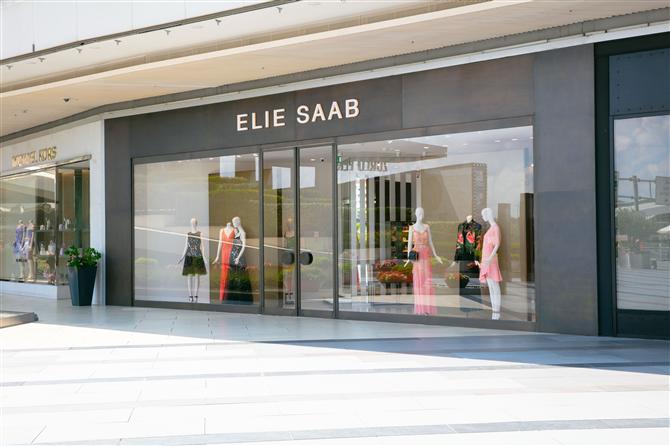 Elie Saab Türkiye'deki İlk Butik Mağazasını Açtı