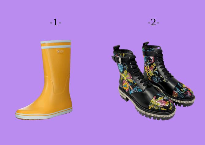 Emily Cooper Dolabından Tasarım Çanta ve Ayakkabılar