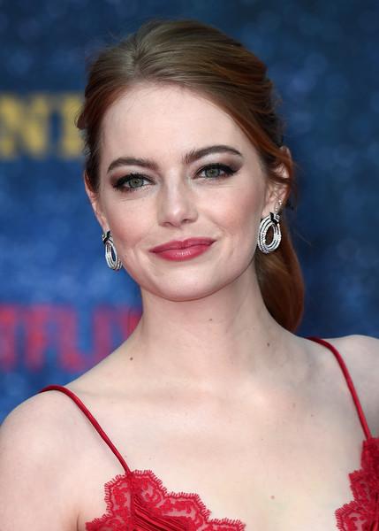 2018 - Emma Stone'un Güzellik Evrimi