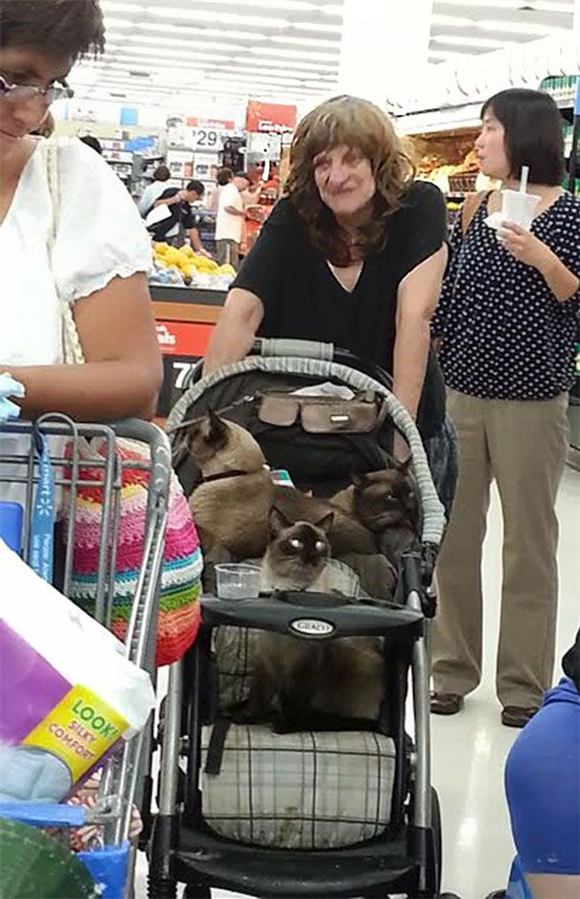 En İlginç Alışveriş Fotoğrafları
