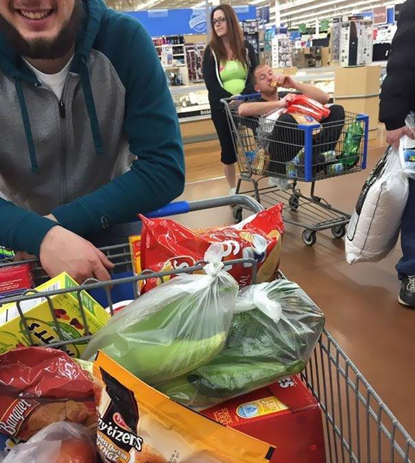 En İlginç Alışveriş Fotoğrafları - En İlginç Alışveriş Fotoğrafları