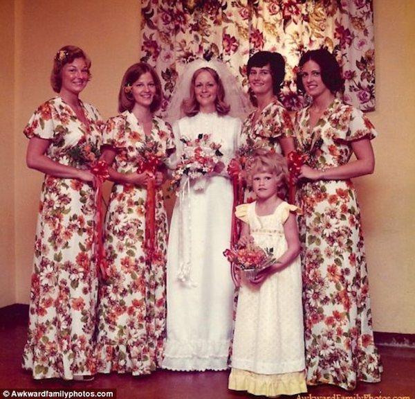 En kötü 12 Düğün Fotoğrafı