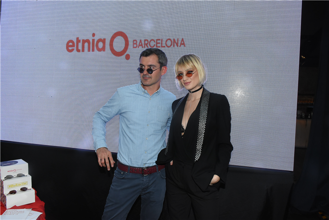 Etnia Barcelona Türkiye'de