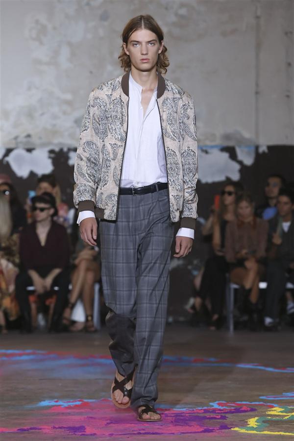 Etro Menswear İlkbahar/Yaz 2020 - Etro Menswear İlkbahar/Yaz 2020