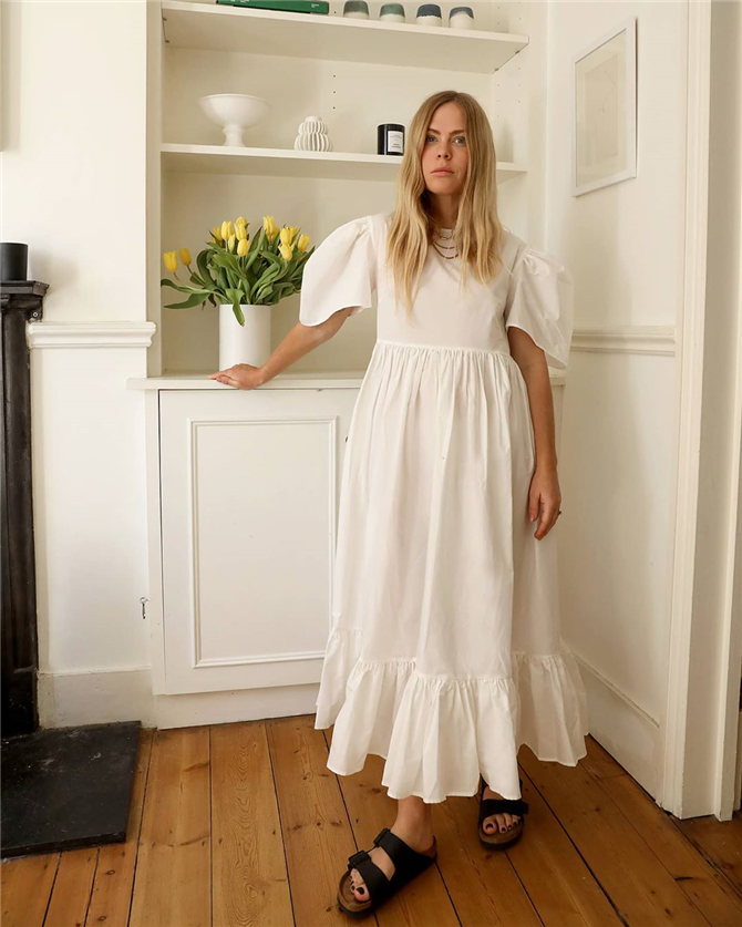 Evde Şıklığın ve Rahatlığın Simgesi Olacak Elbiseler - Evde Şıklığın ve Rahatlığın Simgesi Olacak Elbiseler
