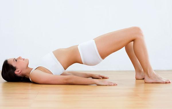 Evde Yapabileceğiniz Basit Pilates Hareketleri
