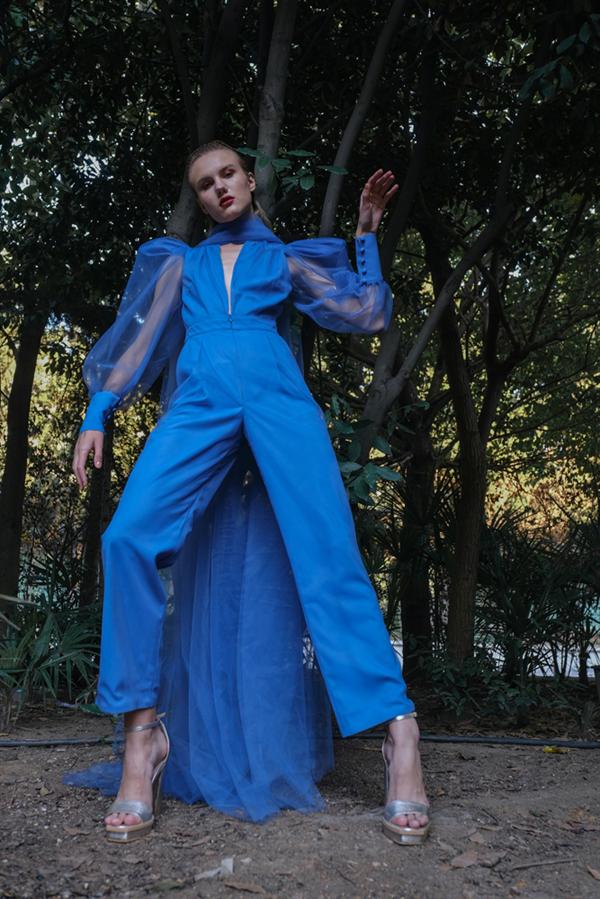 Fashion Week Istanbul: Çiğdem Akın İlkbahar/ Yaz 2022