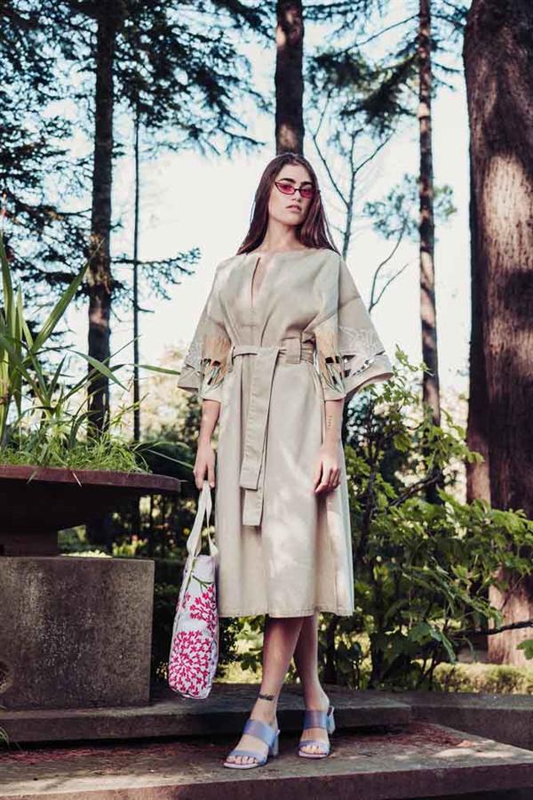 Fashion Week Istanbul: Niyazi Erdoğan İlkbahar/ Yaz 2022