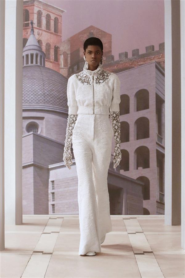 Fendi Haute Couture Sonbahar/Kış 2021-22