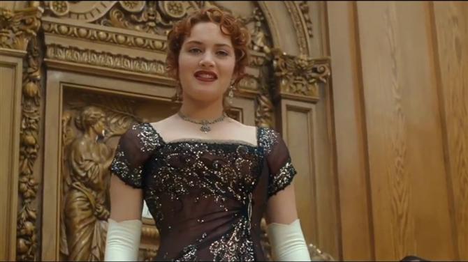 Titanic - Filmlerden Hafızalara Kazınan En Şık Elbiseler