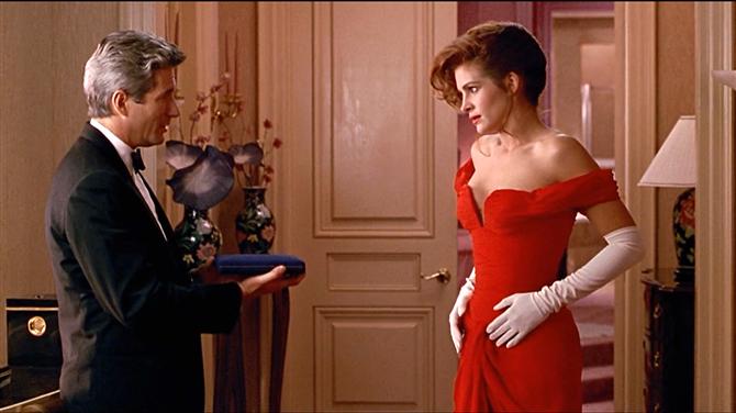 Pretty Woman - Filmlerden Hafızalara Kazınan En Şık Elbiseler