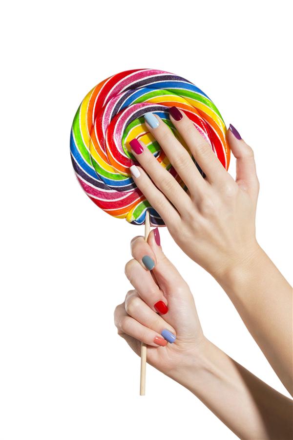 Flormar ile Tırnaklarda Renk Zamanı - Flormar ile Tırnaklarda Renk Zamanı