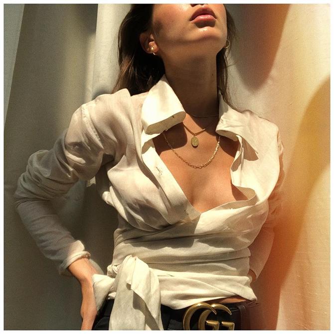 Fransız Kadınlarının İlham Veren Muhteşem Stil Görünümleri – Moda