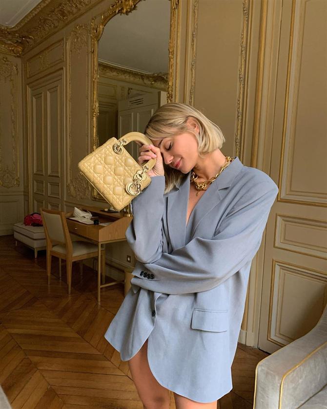 Fransız Kadınlarının Muhteşem Görünümleri