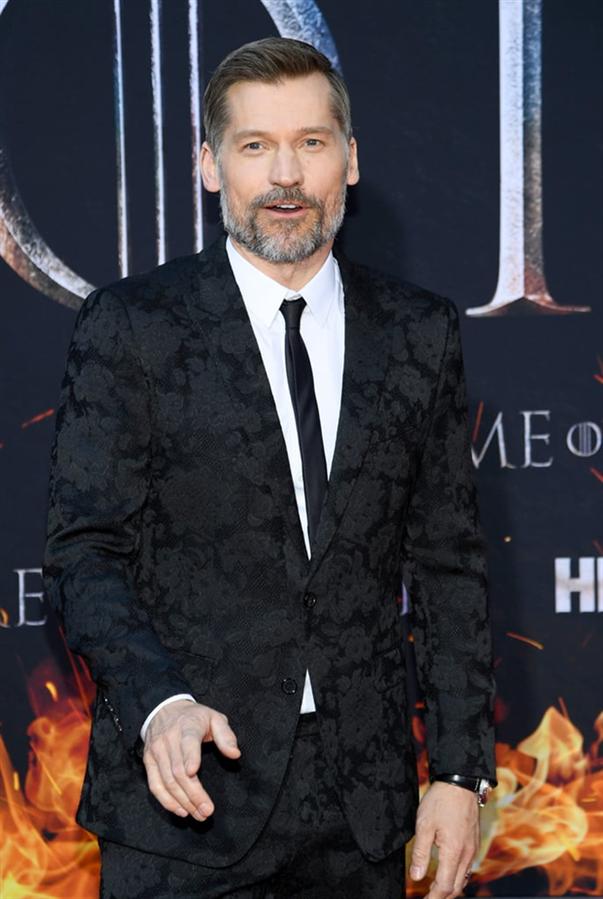 Nikolaj Coster-Waldau - Game of Thrones Prömiyerinden Göz Alıcı Detaylar