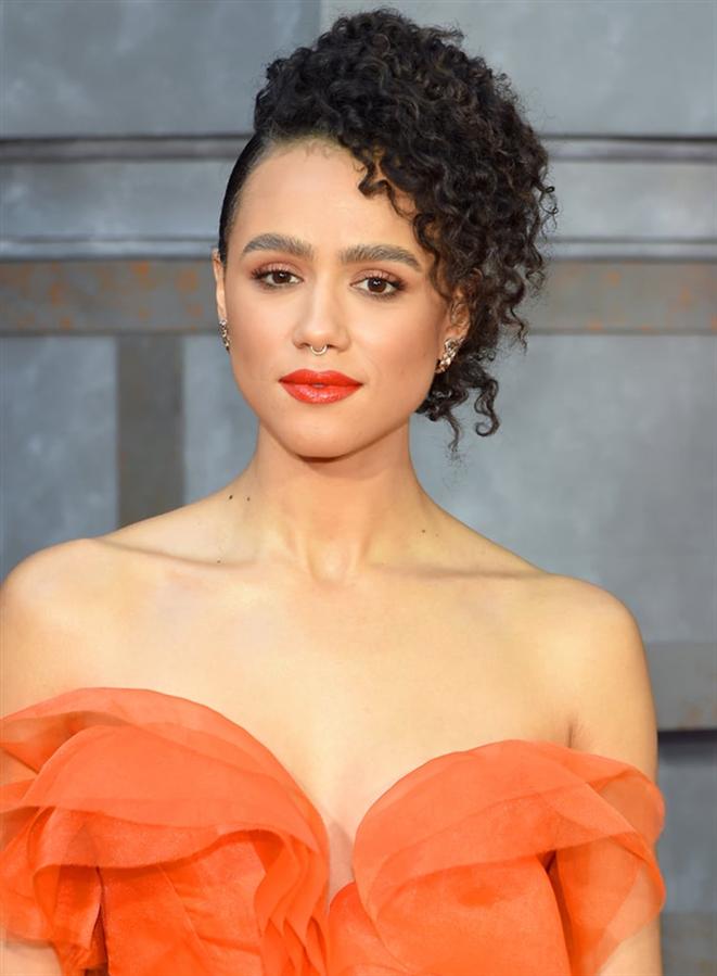 Nathalie Emmanuel - Game of Thrones Prömiyerinden Göz Alıcı Detaylar