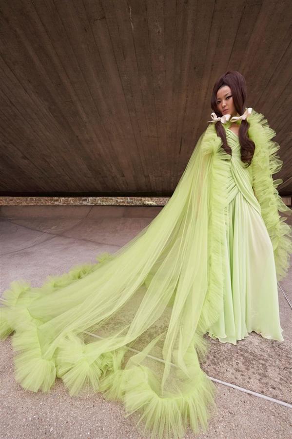 Giambattista Valli Sonbahar/Kış 2021-22 Couture Tasarımları