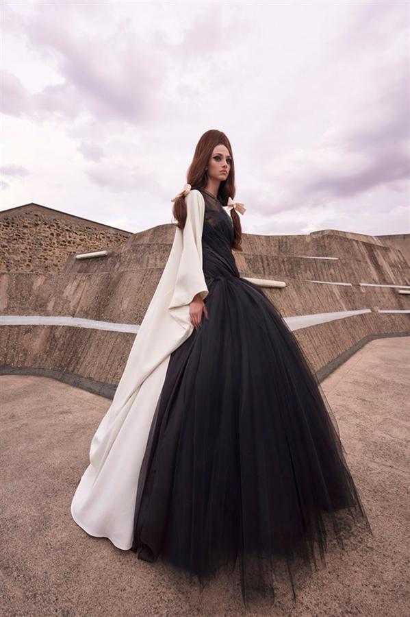 Giambattista Valli Sonbahar/Kış 2021-22 Couture Tasarımları - Giambattista Valli Sonbahar/Kış 2021-22 Couture Tasarımları